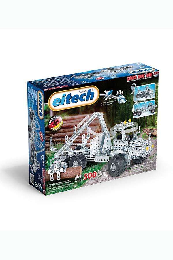 Μεταλλική κατασκευή Θεριστική μηχανή eitech 00305