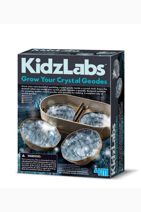 Κατασκευή καλλιέργεια κρυσταλλικών πετρωμάτων 4M 00-03919