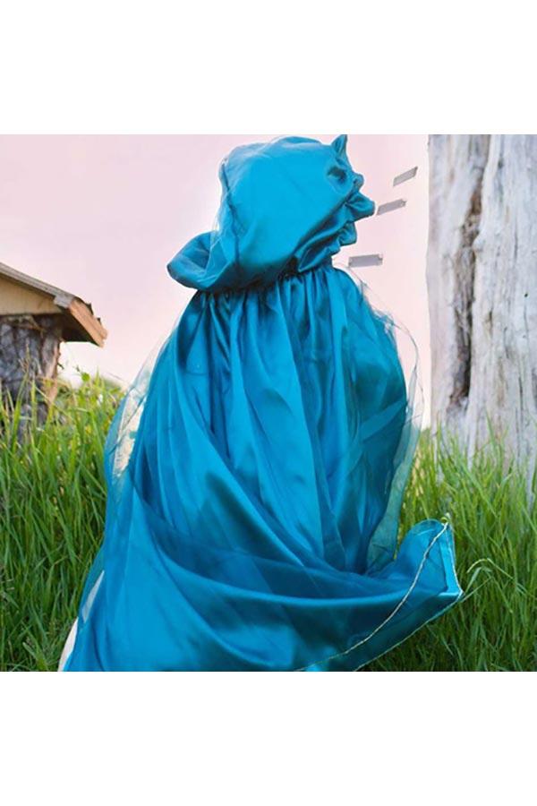 Κάπα μπλε Βασίλισσα για 7-8 ετών Great Pretenders 50087