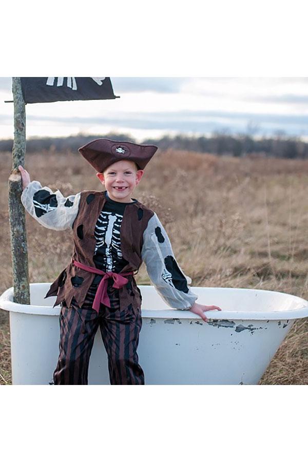Στολή Πειρατής για 5-6 ετών Great Pretenders 66805