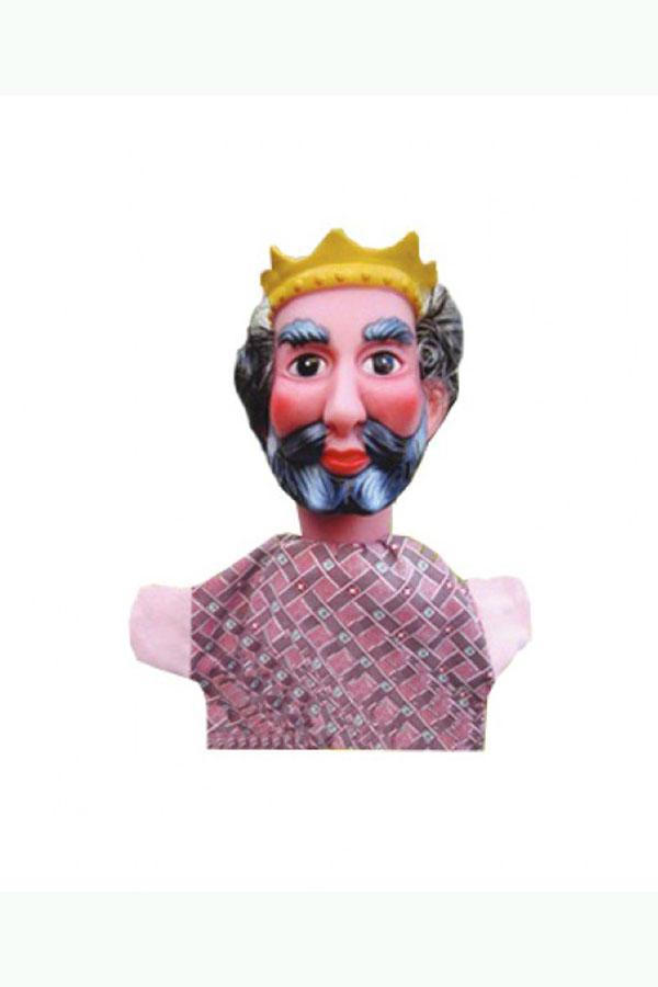 Μαριονέτες κουκλοθέατρου Βασιλιάς Αφοί Καλαντζή