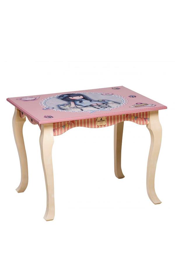 Santoro gorjuss Τραπέζι παιδικό ξύλινο Sweet tea 98718