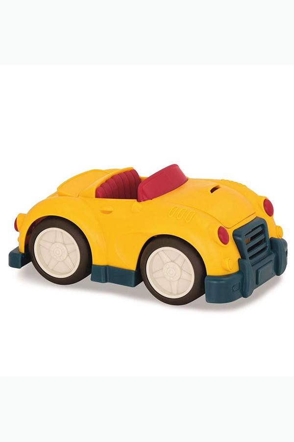 Κάμπριο κίτρινο B.Wheels VE1010Z