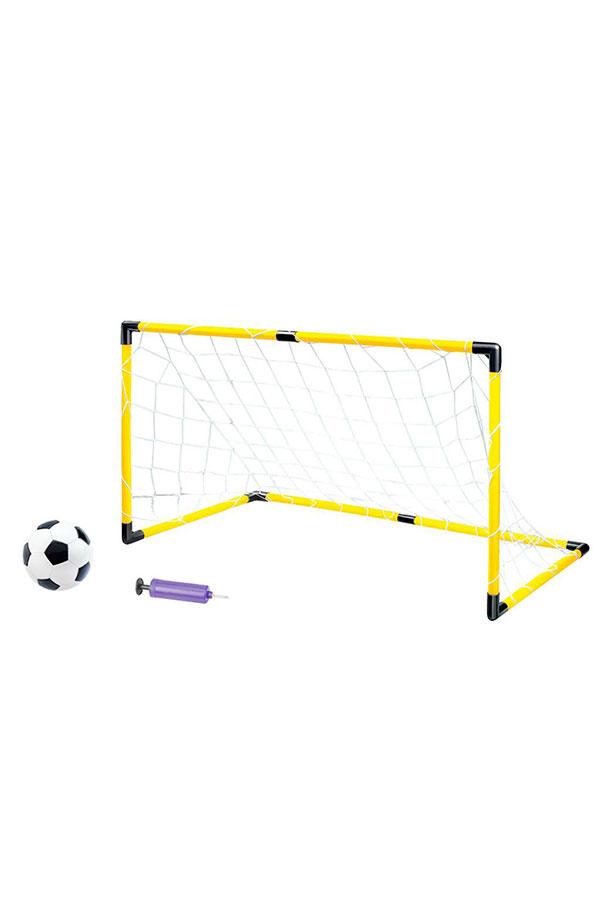 Σετ ποδοσφαίρου με τέρμα και μπάλα Luna 000621753