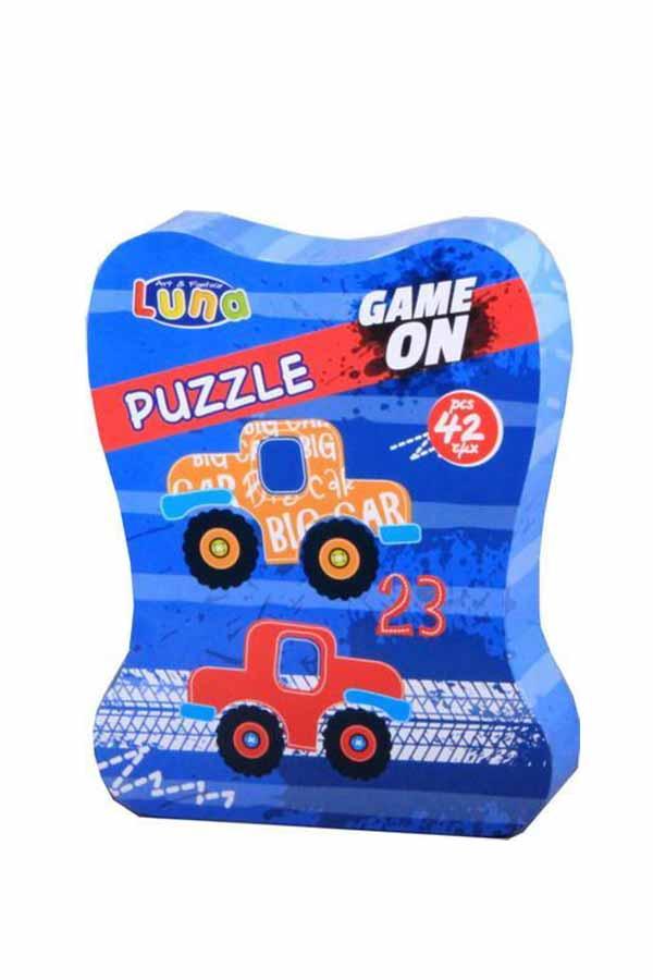 Παζλ 42 τμχ. Aυτοκίνητα Luna 0621146