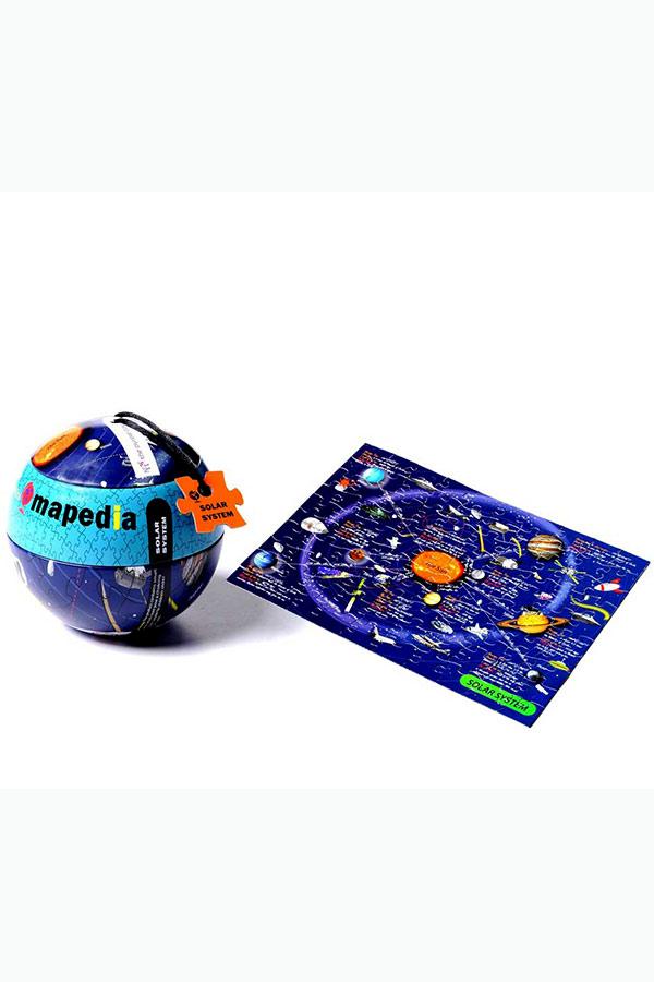 Παζλ 100 τεμαχίων Ηλιακό σύστημα The purple cow 68699