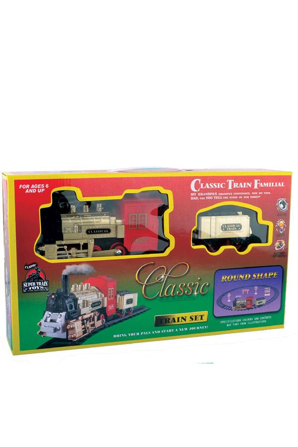 Κλασικό τραίνο με καπνό Luna 0620884