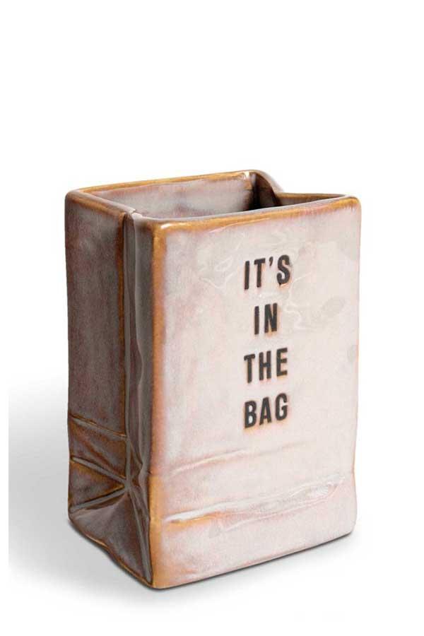 Μολυβοθήκη κεραμική It΄s in the bag 38884