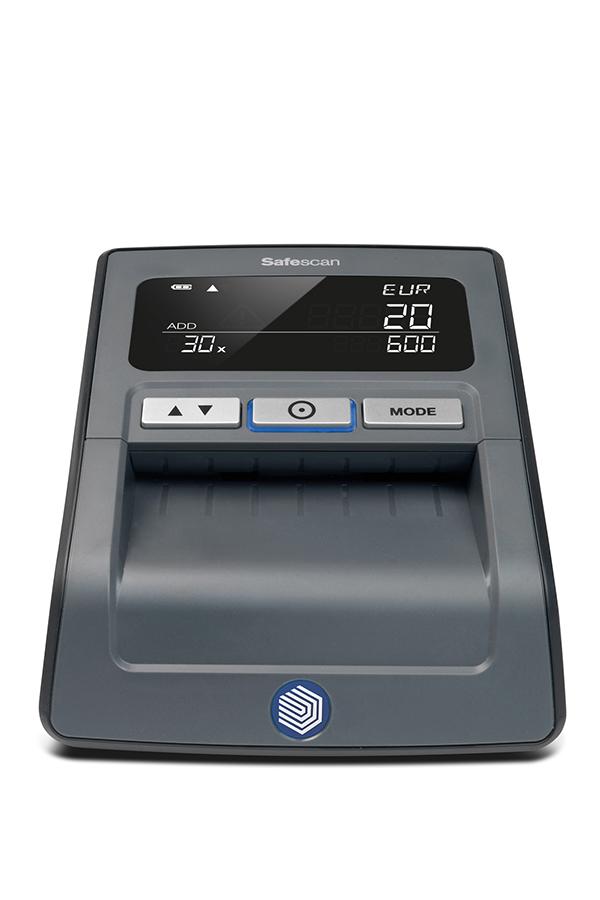 Ανιχνευτής καταμετρητής χαρτονομισμάτων Safescan 155-S