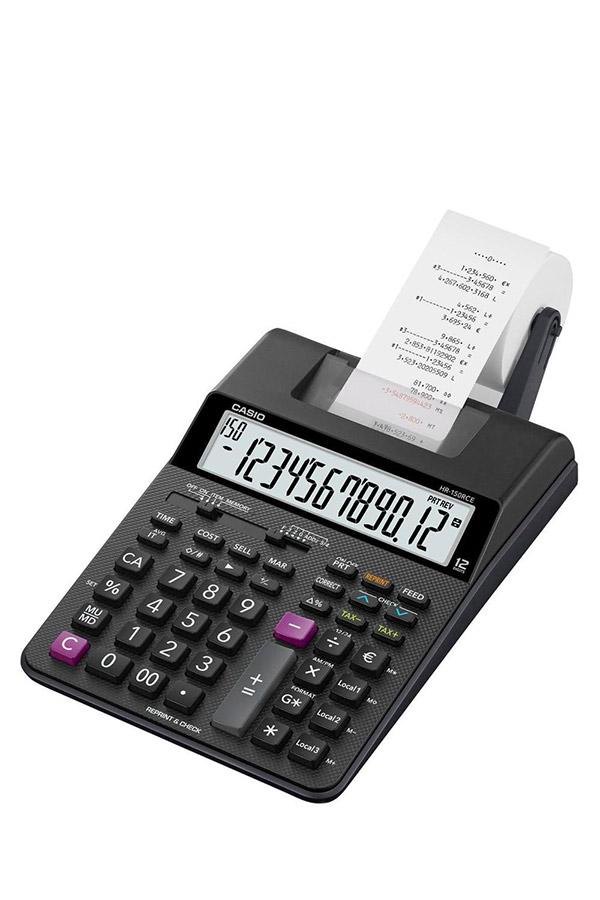 Αριθμομηχανή με χαρτοταινία CASIO HR-150RCE
