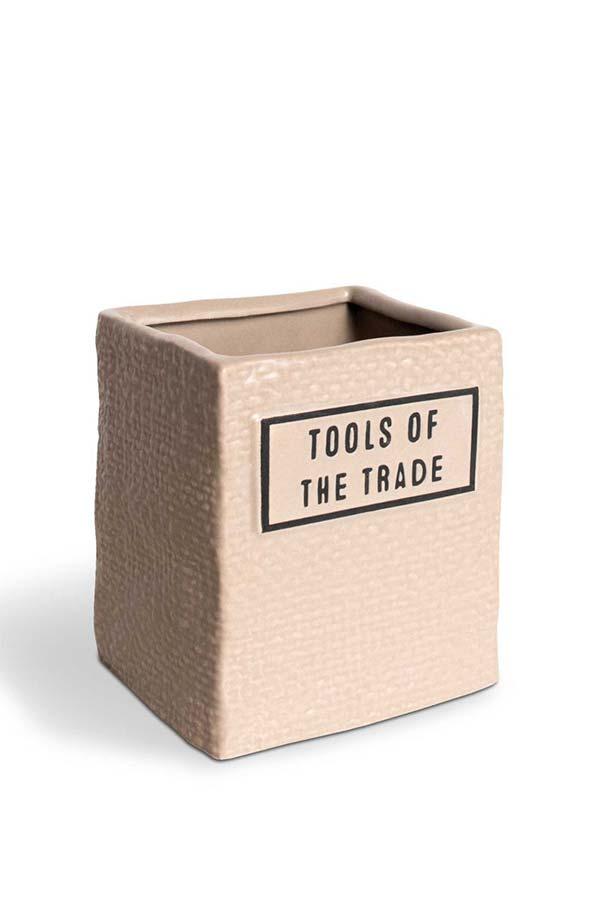 Μολυβοθήκη κεραμική Tools of the trade 38882
