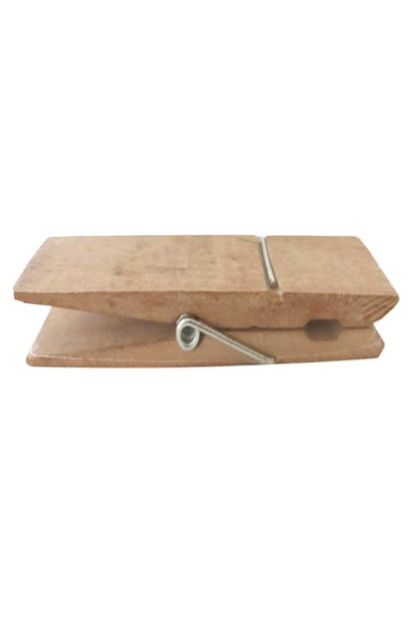 Μανταλάκι ξύλινο γίγας 120x30mm I-MONDI 10110003