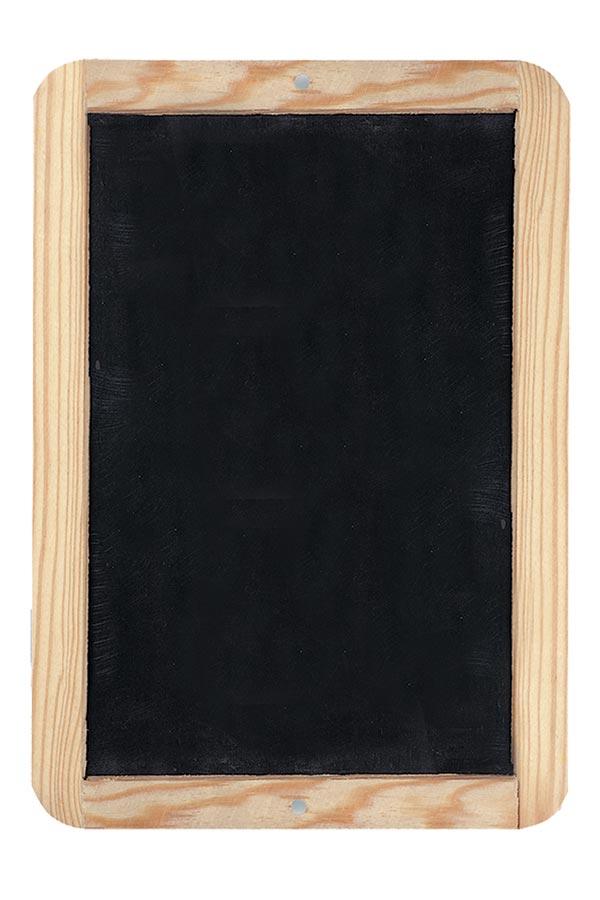 Μαυροπίνακας από σχιστόλιθο με ξύλινο πλαίσιο δύο όψεων 24x34 cm Fila 692700