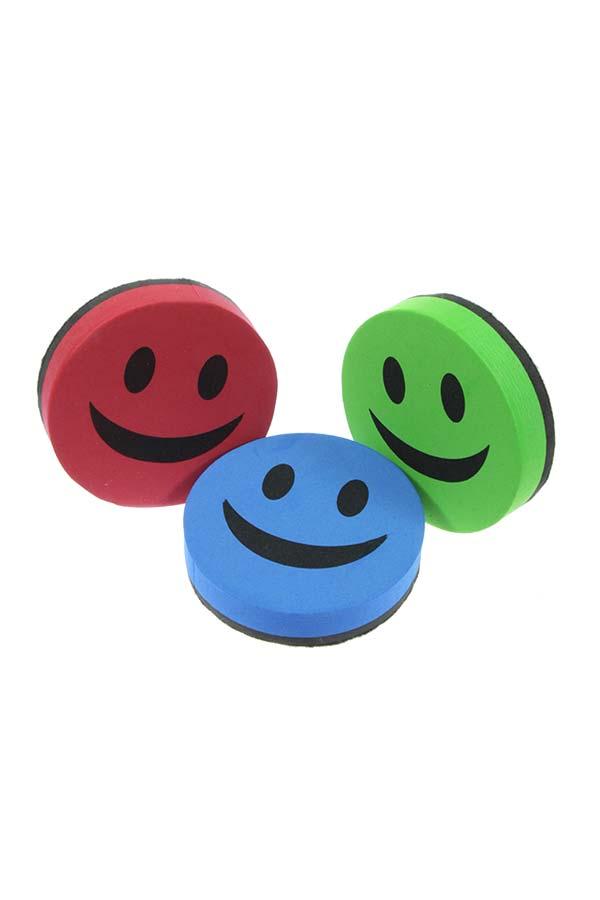 Σφουγγάρι ασπροπίνακα μαγνητικό emoji 54620