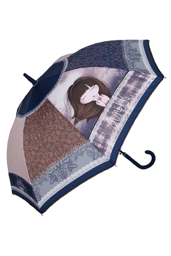 Ομπρέλα μπαστούνι Anekke Moon 22780P3