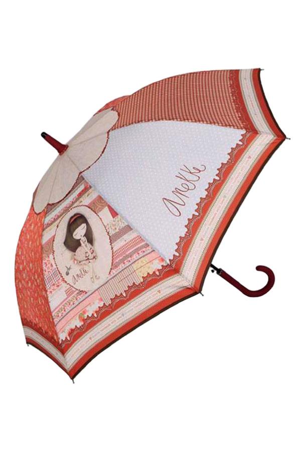 Ομπρέλα μπαστούνι Anekke Patchwork 22780P3