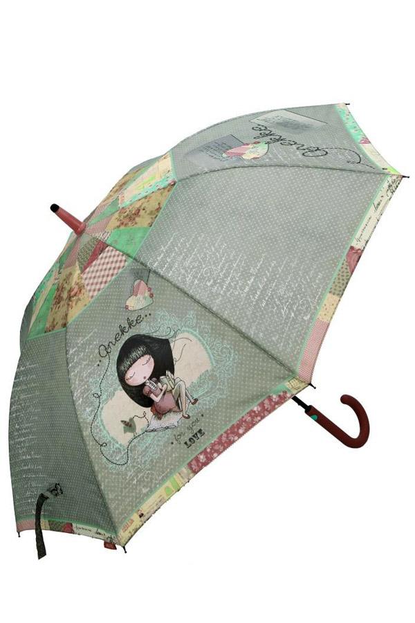 Ομπρέλα μπαστούνι Anekke - For you love 20700