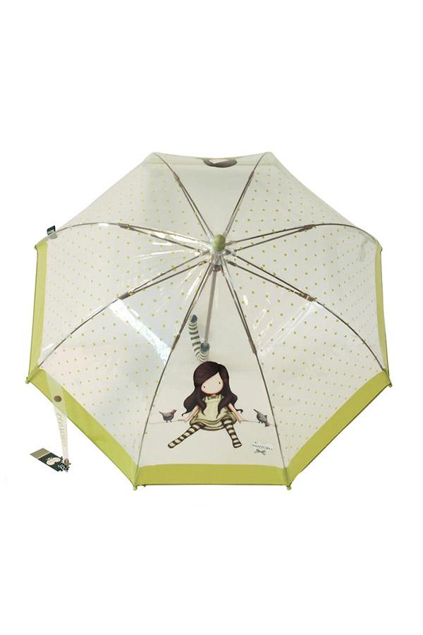 Ομπρέλα παιδική μπαστούνι Santoro gorjuss On top of the world 76-0014-10