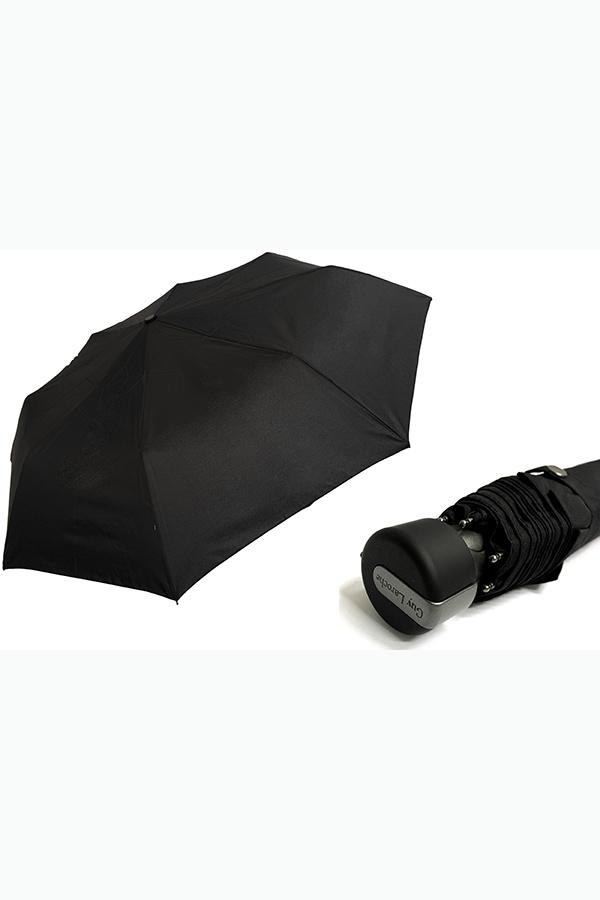 Ομπρέλα σπαστή αυτόματη μαύρη Guy Laroche 8111
