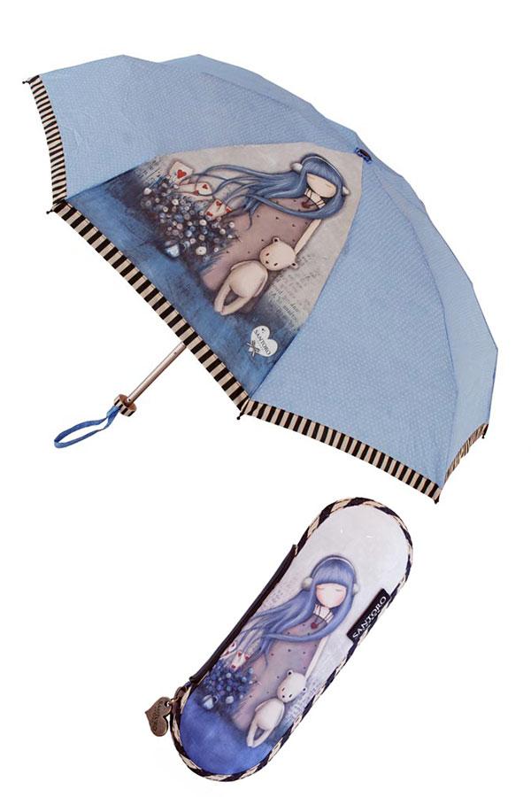 Ομπρέλα σπαστή Santoro gorjuss Dear Alice 76-0003-10