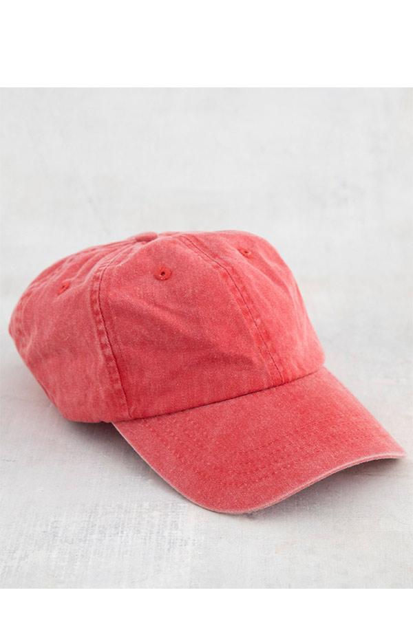 Καπέλο τύπου Jockey Natural Life rust 58480