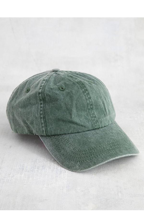 Καπέλο τύπου Jockey Natural Life army green 58321