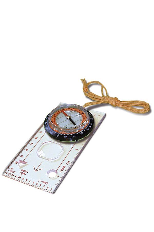Πυξίδα με κλιμακόμετρο και μεγεθυντικό φακό Moses 9619