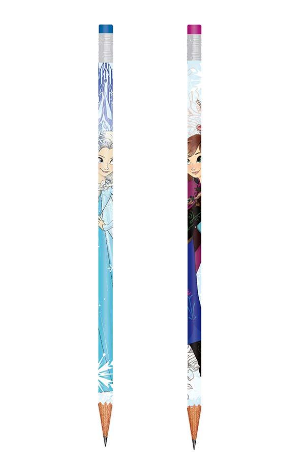 Μολύβι με γόμα 1 τμχ Frozen 000562219