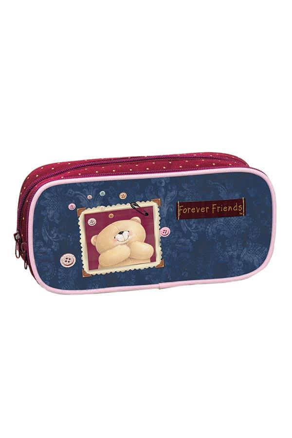 Forever Friends Κασετίνα σχολική δύο θέσεις Frame 33347144