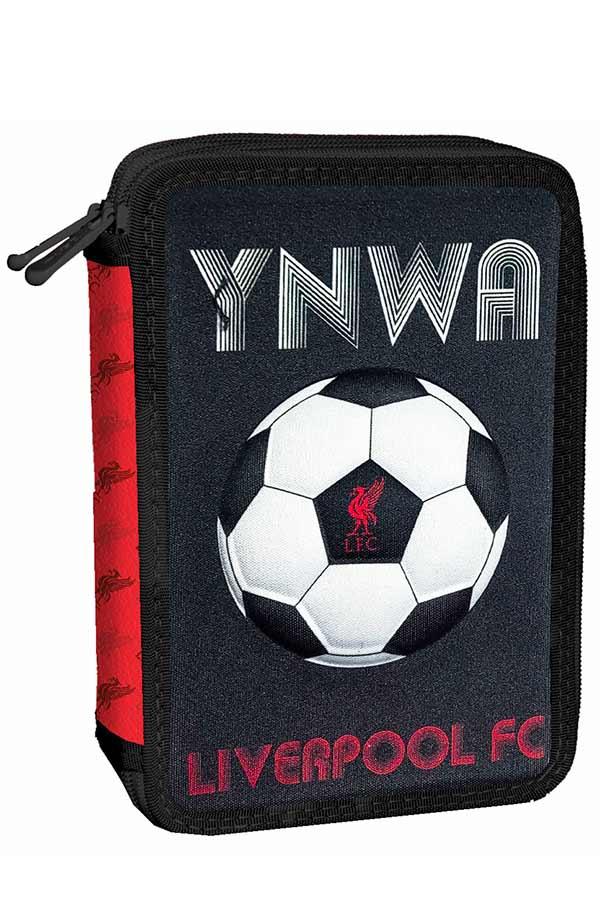 Κασετίνα σχολική γεμάτη Liverpool 000141020