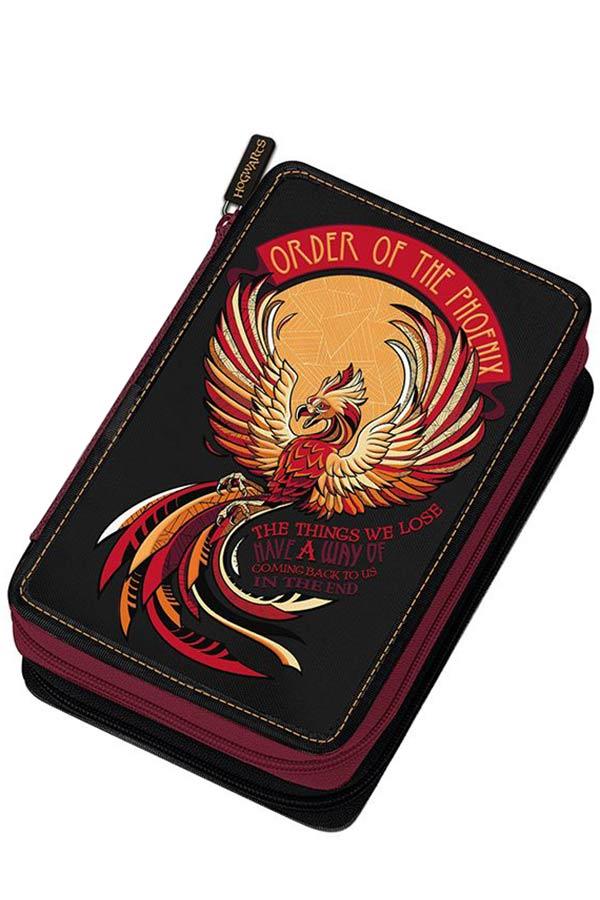 Κασετίνα σχολική γεμάτη Harry Potter Phoenix Graffiti 214332