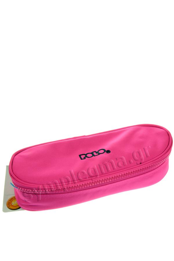 Κασετίνα σχολική POLO BOX φούξια 93700319