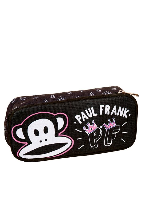 Paul Frank Κασετίνα σχολική οβάλ Crown Back me up 346-61141