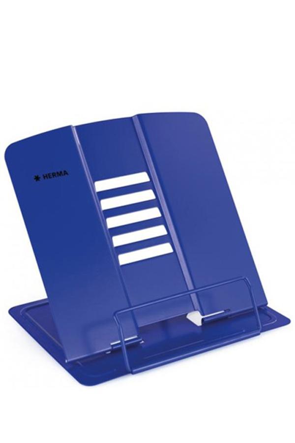 Αναλόγιο μεταλλική βάση Herma μπλε 19962