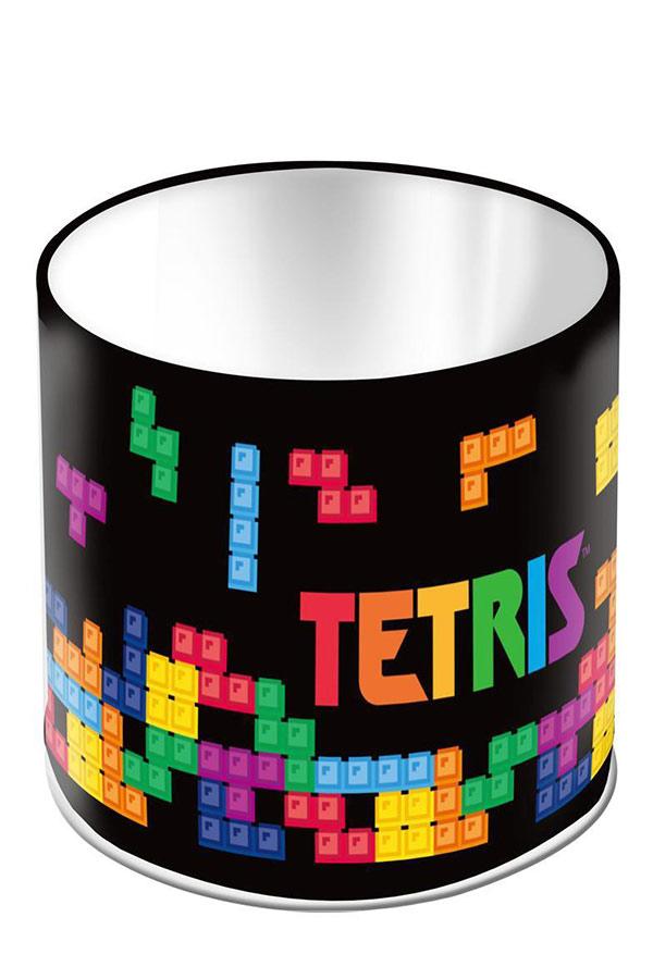 Μολυβοθήκη μεταλλική κυλινδρική TETRIS 000504036