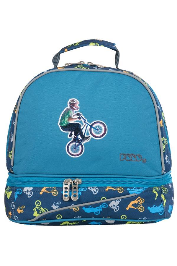 POLO ισοθερμικό τσαντάκι φαγητού KID΄S FUN ποδήλατο 90703805