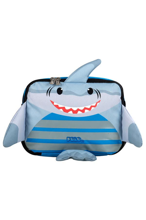 Ισοθερμικό τσαντάκι φαγητού POLO ANIMAL JUNIOR καρχαρίας 90712360