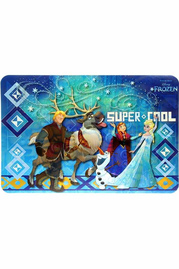 Σουπλά πλαστικό Frozen Super cool 0561362