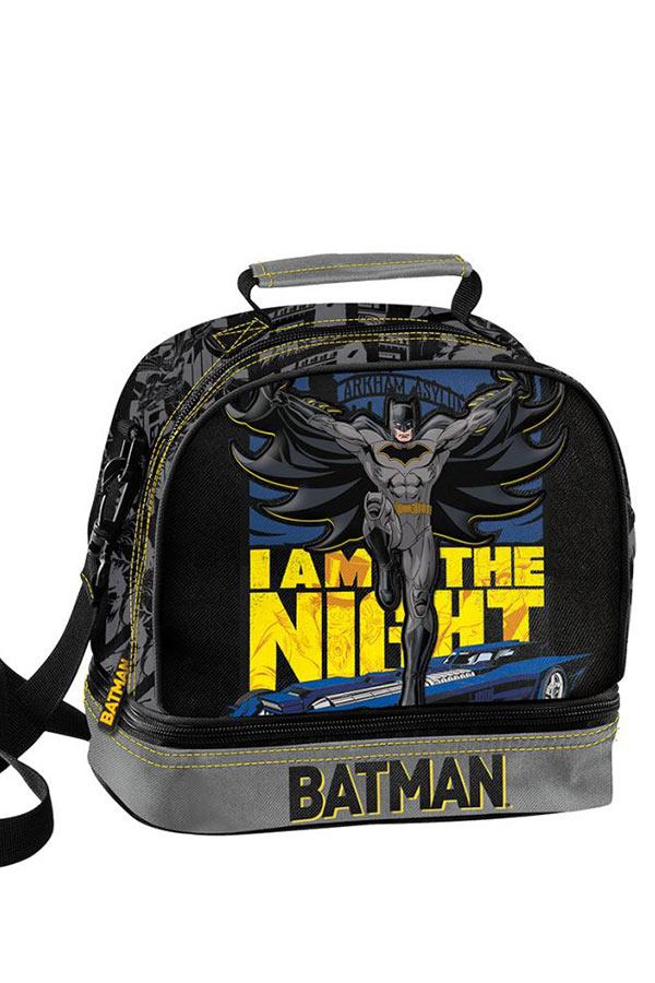 Batman Ισοθερμικό τσαντάκι φαγητού Graffiti 215311