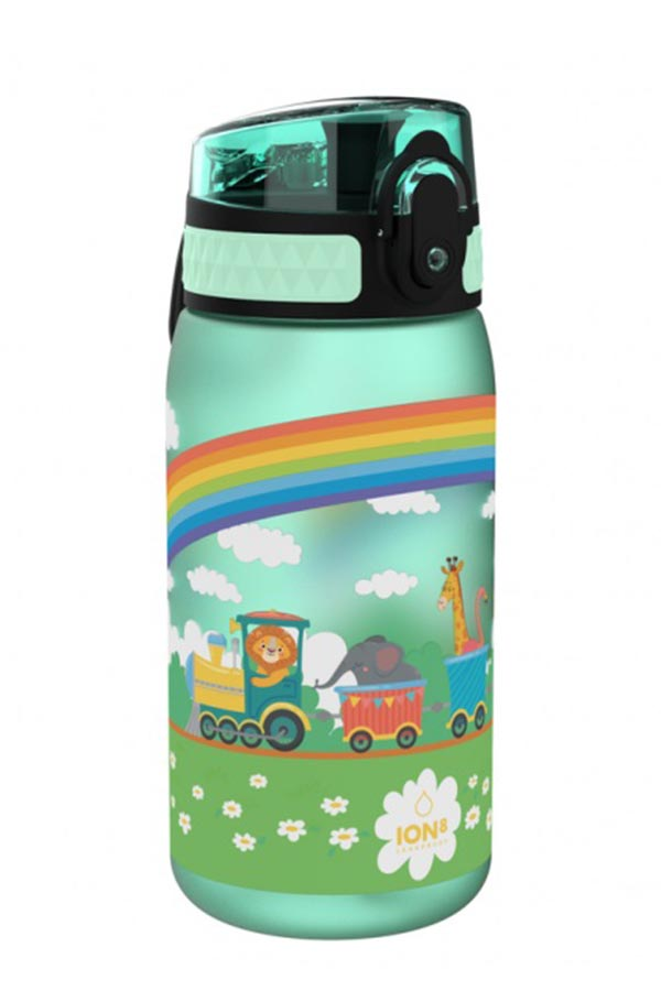 ion8 Παγούρι Pod Kids 350ml Rainbows I8350FPMTRAIN