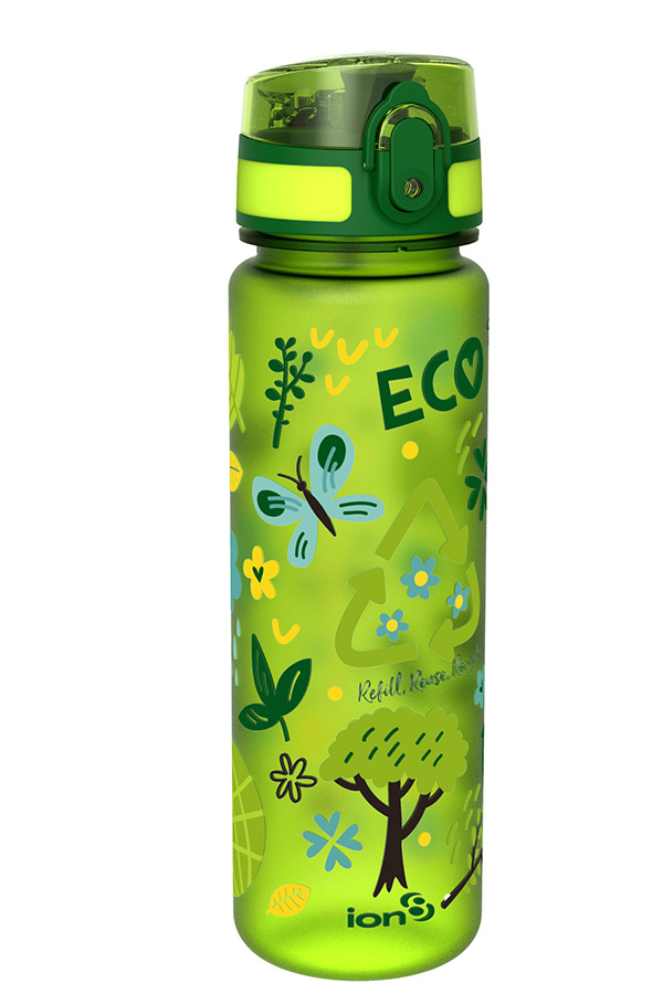 ion8 Παγούρι Slim Kids 500ml Ecology I8500FPGECO