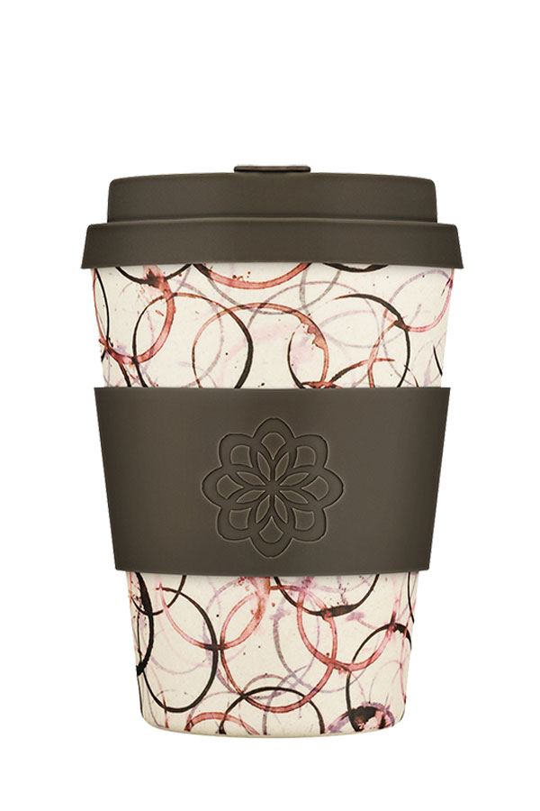 Κούπα μπαμπού 340ml ecoffee cup Trail of a lifetime 600225
