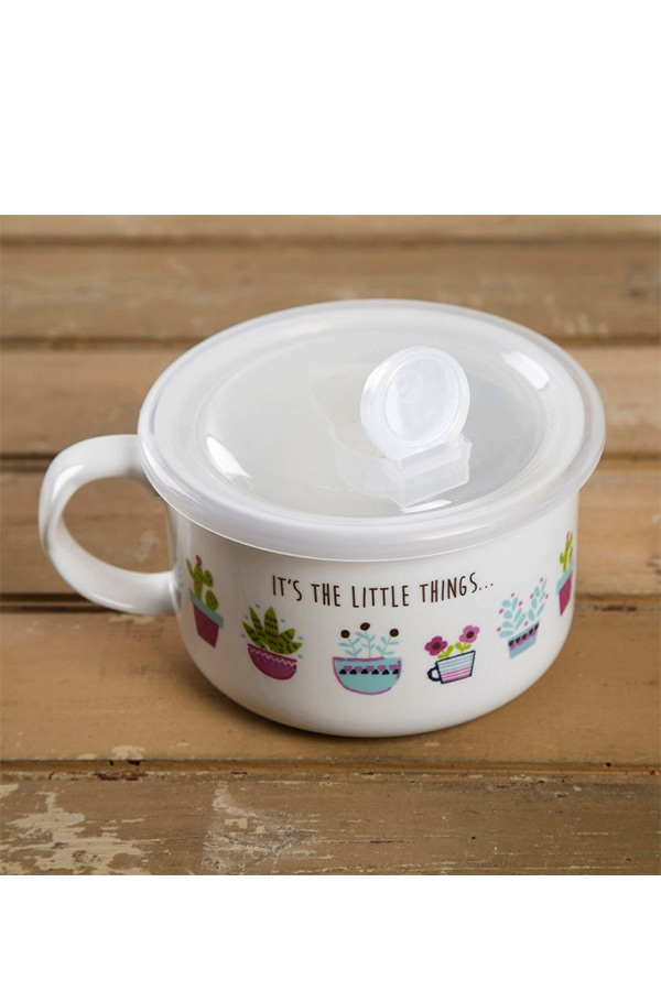 Natural Life Κούπα σούπας It΄s the little things MUG280