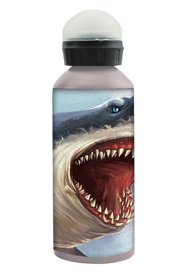 Παγούρι ανοξείδωτο 580ml shark NO FEAR 57043231