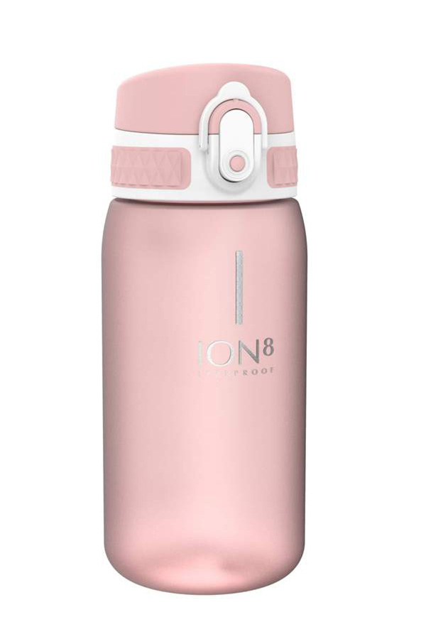 ion8 Παγούρι Pod Frosted rose 350ml ροζ I83500BROS