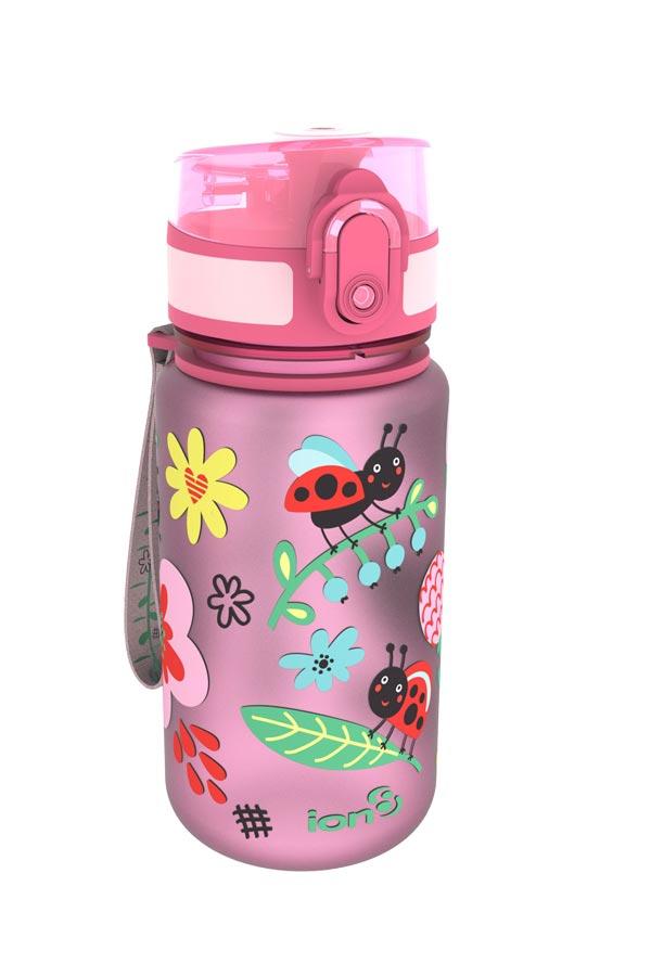 Παγούρι ion8 Pod Kids 350ml Ladybugs