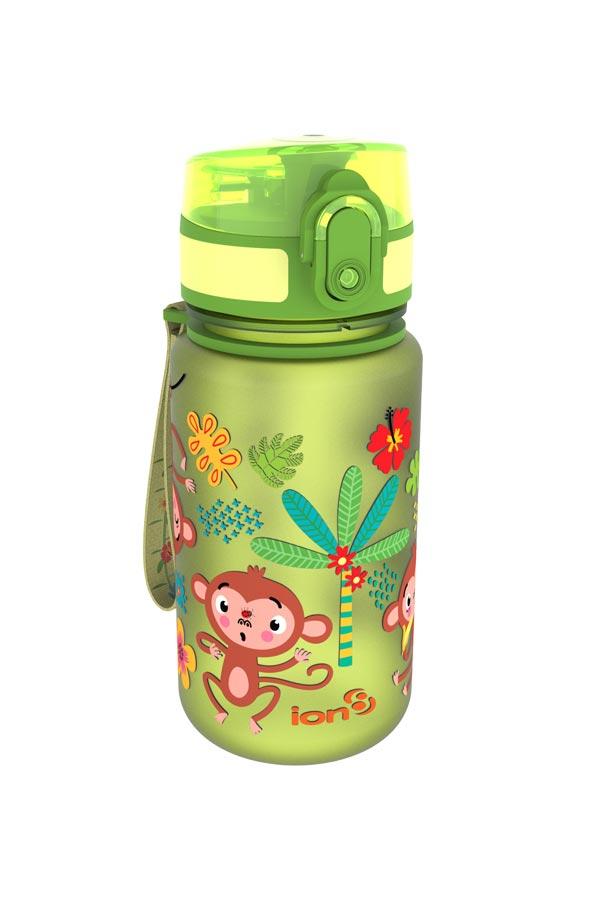 ion8 Παγούρι Pod Kids 350ml Monkeys I8350FPGMONK