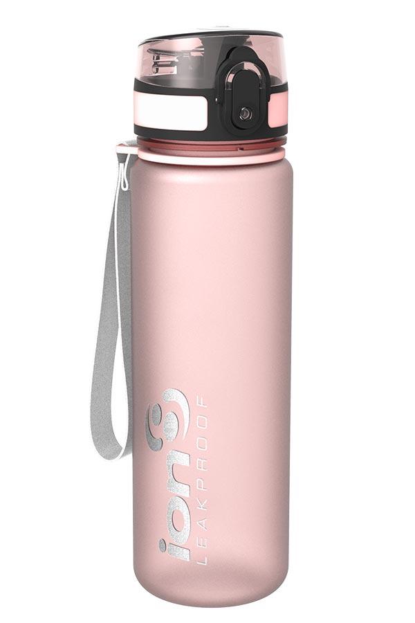 Παγούρι ion8 Slim 500ml ροζ