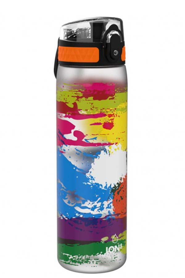 ion8 Παγούρι Slim Kids 500ml Paint splat I8500FPISPLAT