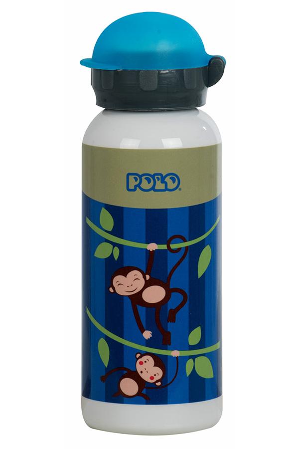 Παγούρι μεταλλικό POLO 450ml Μαϊμού 9-48-002